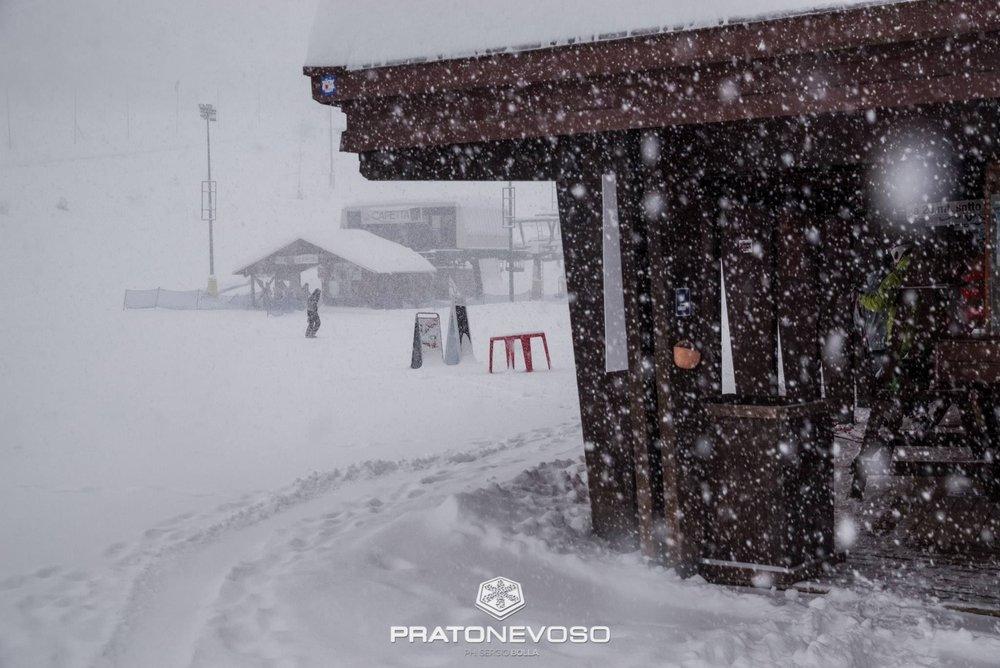 Prato Nevoso Ski 20.12.16 - © Prato Nevoso Ski Facebook