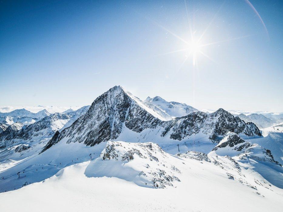 Stubaier Gletscher - © Stubaier Gletscher/Andre Schönherr