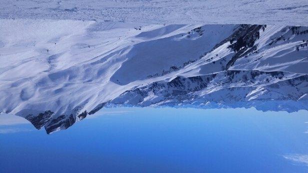 Damüls - Top Schneeverhältnisse. Alle wichtigen Pisten geöffnet. - © Daniel