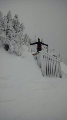 Whiteface Mountain Resort - White Face did not live up to its nickname