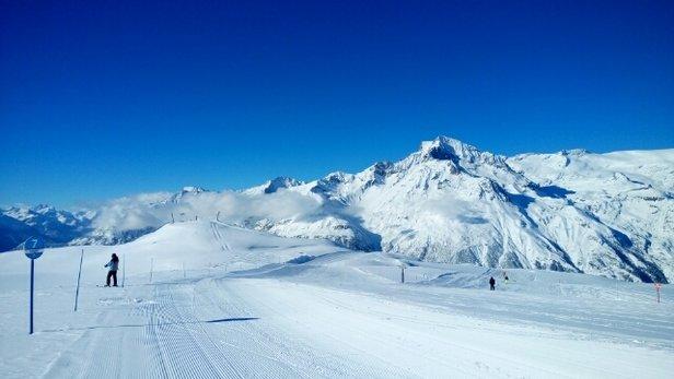 Val Cenis - Paysages au top pour cette station familialeIci, du côté Termignon  - © Laetitia