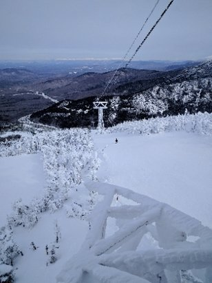 Cannon Mountain - Great snow all over the mountain. Lost boys was sick..... - © LeMans Ventre