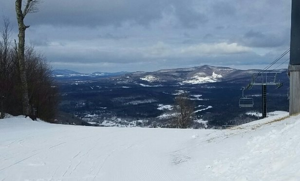 Windham Mountain - Monday was great. Nobody on mountain and great conditions  - © anonymous
