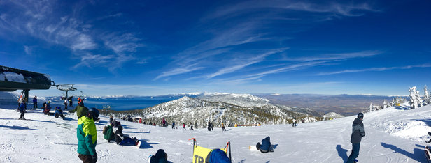Heavenly Mountain Resort - Absolutely beautiful. Nice cold weather today means smooth dry powder everywhere.  - ©User-PC (2)