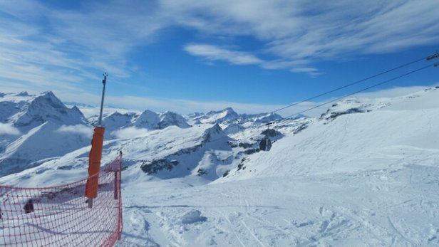 Gressoney-La-Trinité - Monterosa Ski - Giornata stupenda!  - © michele.pezzoni77