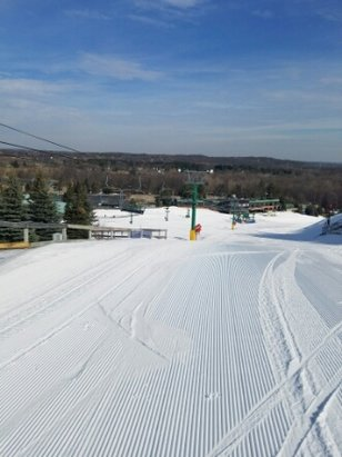 Pine Knob Ski Resort - Perfect !!! - © anonymous