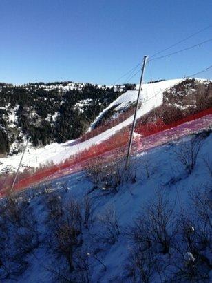 Folgaria - neve e piste perfette - © Anonimo