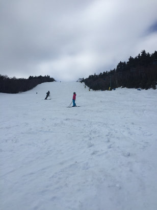 Waterville Valley - Good weather, soft