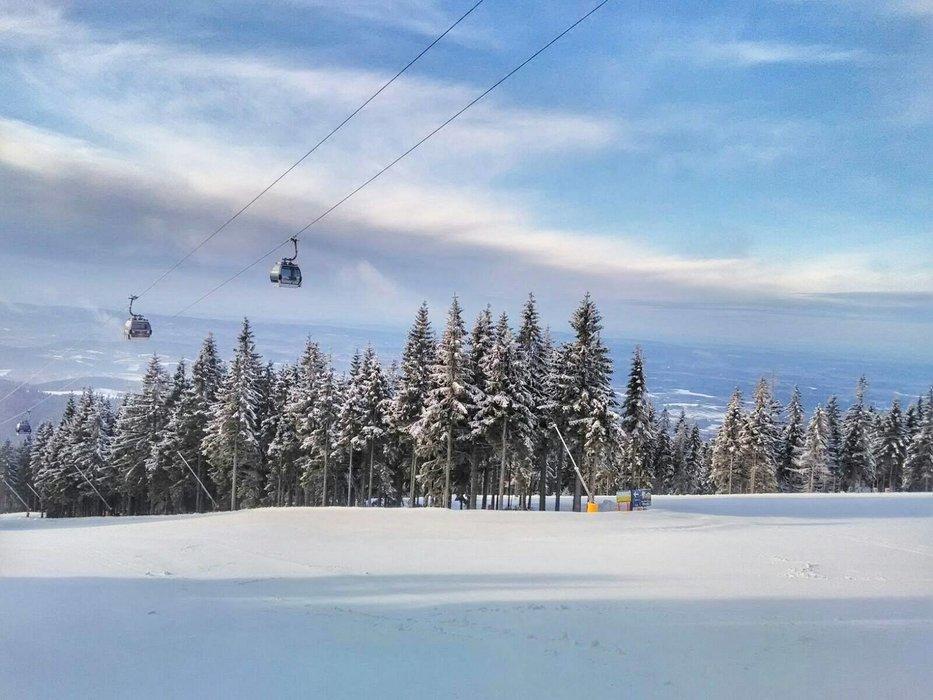 Černá hora - Janské Lázně, CZE 01.03.2017 - © SkiResort / facebook