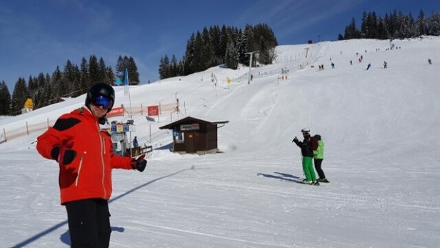 Brixen im Thale - SkiWelt - Great day - © anonymous