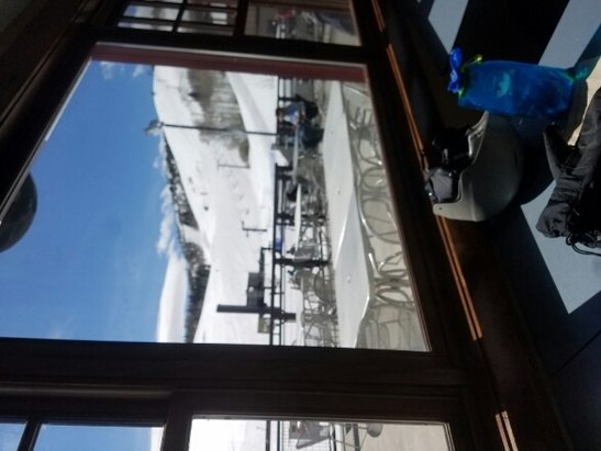Ski Granby Ranch - Bluebird weather. Good snow. No lines. Nice people.  - © anonymous