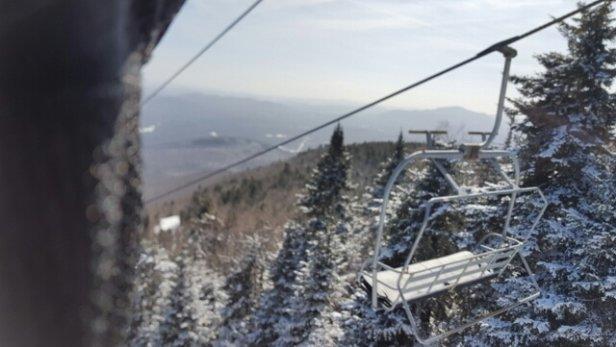 Gore Mountain - Pretty darn good!  COLD!!!  - © tjclarke500