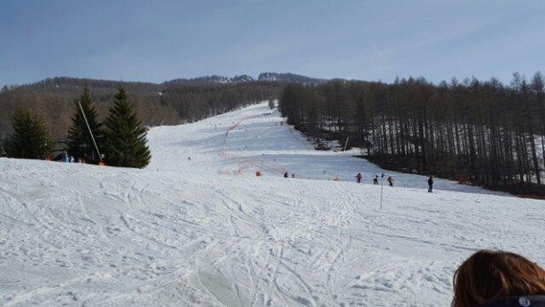 Bardonecchia - un disastro pericolosa come sciare in un minestrone - © Anonimo