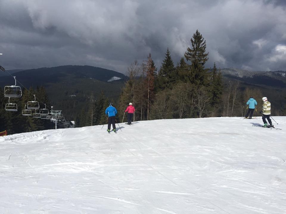 Orava Snow - Oravská Lesná, nová lanovka Kohútik v prevádzke - © facebook Orava Snow - Oravská Lesná