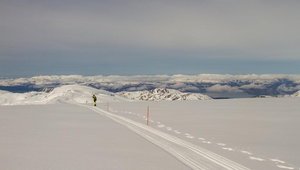 Fonna er klar for sommeren 2017 - © Jan Petter Svendal