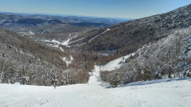 Killington Resort - sweet spring day - ©anonymous