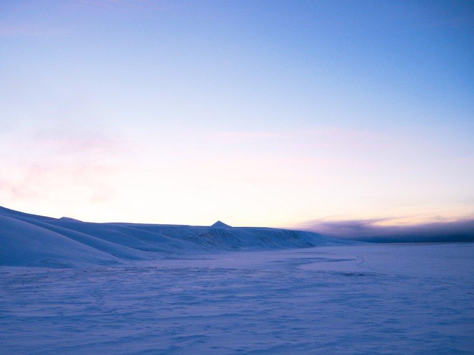 Solnedgang. - © Vigdis Skogly