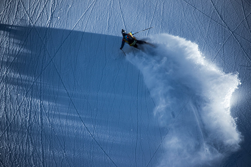 - © Freeride World Tour / J. Bernard