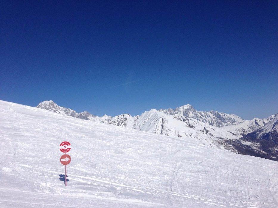 La Thuile 18.02.17 - © La Thuile Valle d'Aosta -Italy- Facebook