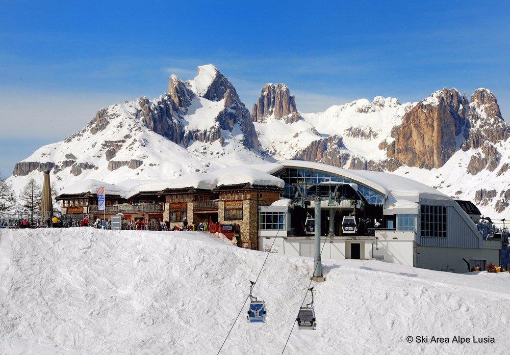 Moena - Alpe Lusia - © Fassa.com