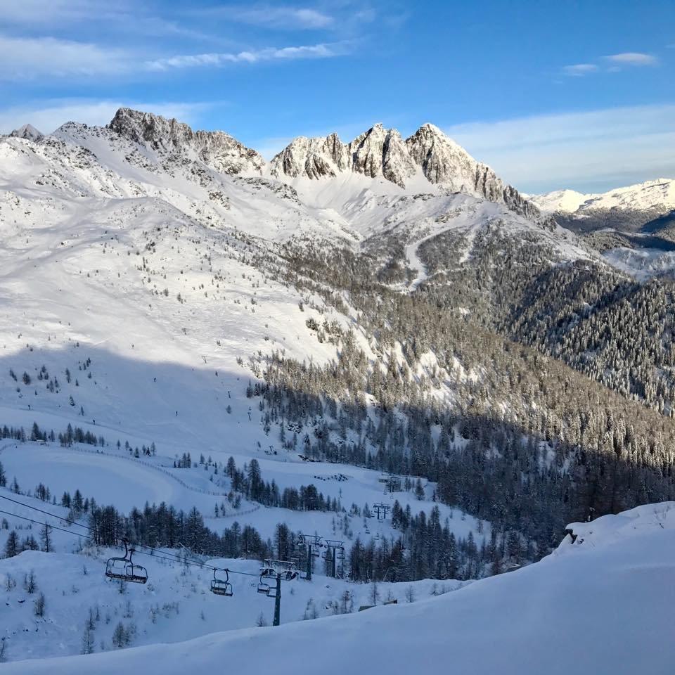 San Martino di Castrozza 03.02.17 - © Alpe Tognola San Martino di Castrozza Facebook
