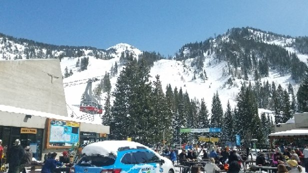 Snowbird - Great spring skiing at Snowbird! - © anonymous