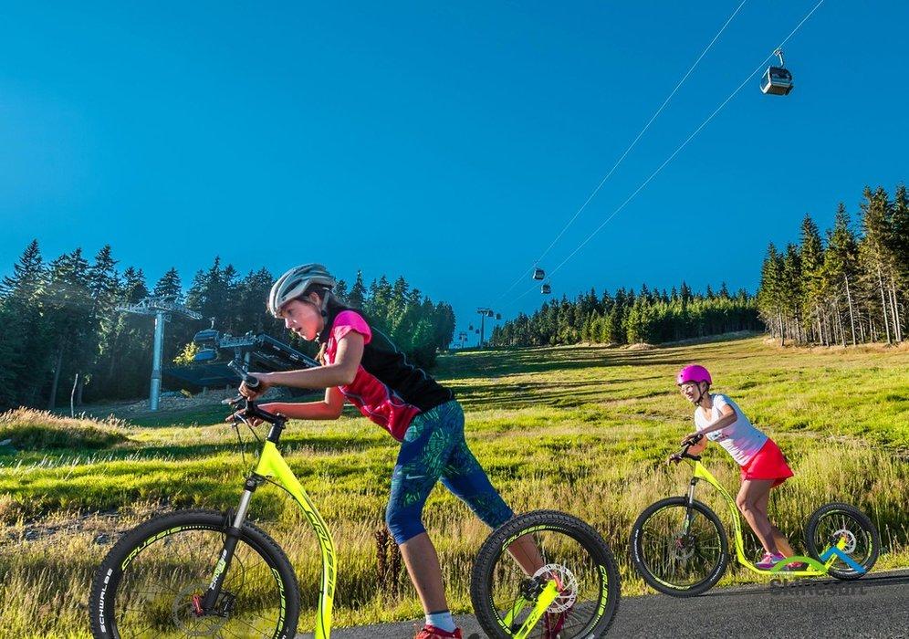 Letní sezóna ve SkiResortu Černá hora - Pec - © SkiResort Černá hora - Pec