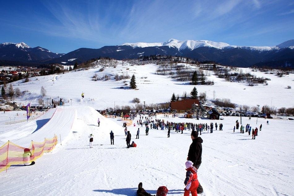 Ski Resort Zuberec - Milotín - © Tatrawest