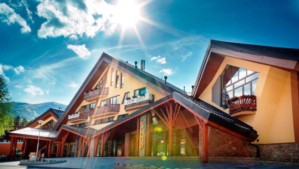 Hotel Pošta****, Jasná Nískie Tatry, Słowacja - © archív TMR