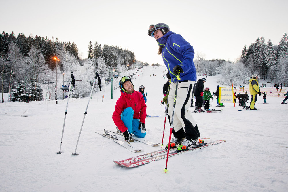 Skigebiet Branäs in Schweden - © Branäsgruppen