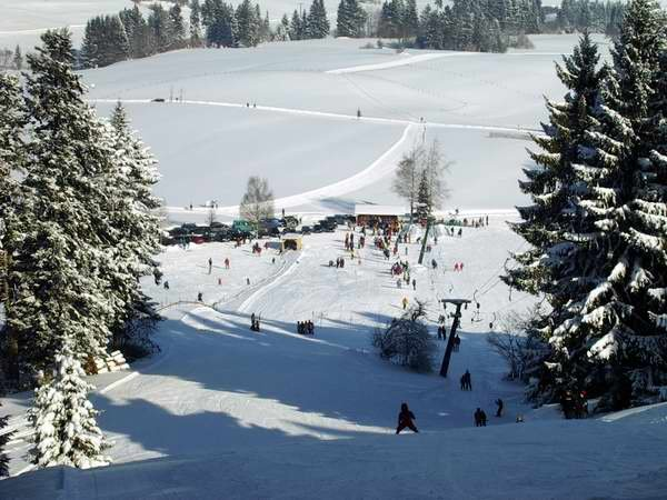Skigebiet Ellegglift in Oy-Mittelberg Faistenoy