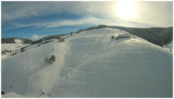 Skilift Heidstein in der Schwarzwaldregion Belchen - © Skilifte Münstertal-Wieden