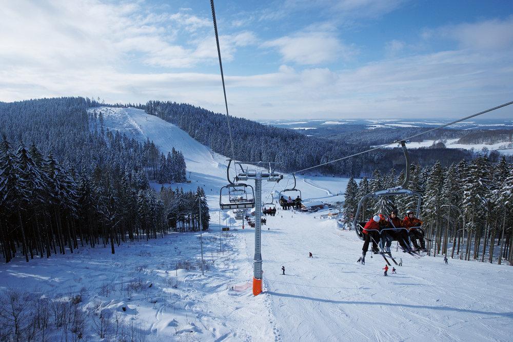 Skigebiet Skiwelt Schöneck - © Ski- & Bikewelt Schöneck