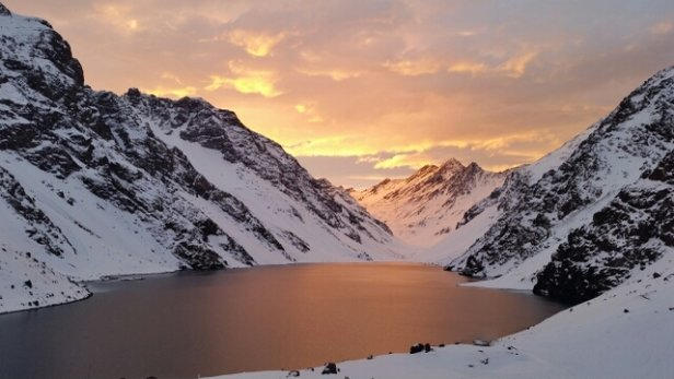 Ski Portillo - Beautiful but not enough snow - © anonymous