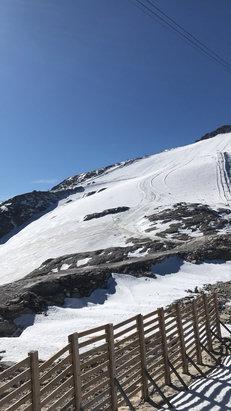 Tignes - Neige tr - © antho ski club tête noir