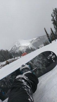 Arapahoe Basin Ski Area - Great first trip for the season! Got some good practice runs in, very busy. - © anonymous