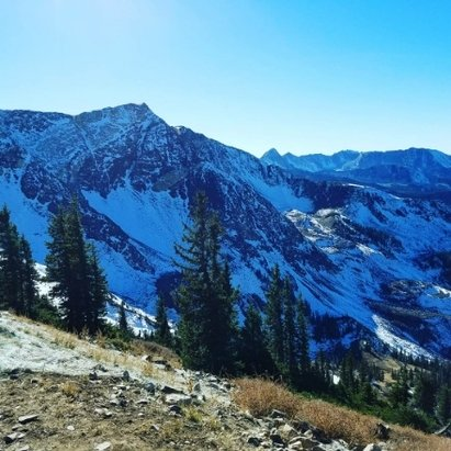Snowbird - gad valley 10/29/17 - © anonymous