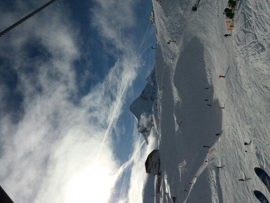 Kitzsteinhorn - Kaprun - Supr lyžování - © Anonym