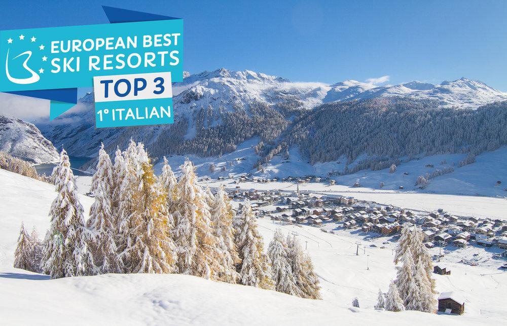Livigno je najobľúbenejšie talianske stredisko svetových cestovateľov - © livigno.eu