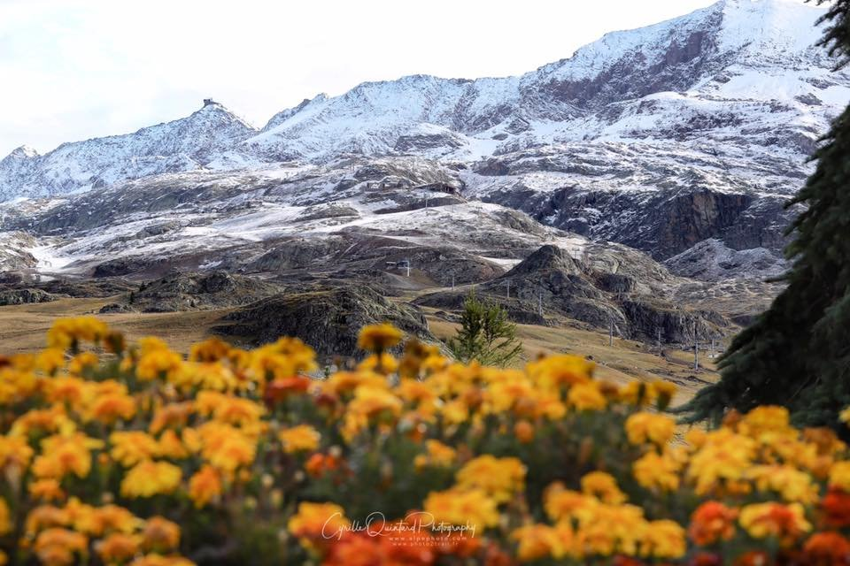 Alpe d'Huez Sept. 11, 2017 - © Alpe d'Huez/Facebook