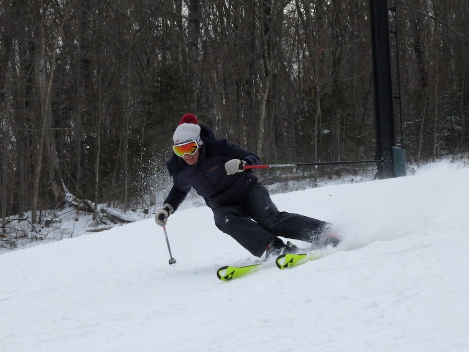 Time to train those ski muscles once again at Bretton Woods. - © Bretton Woods