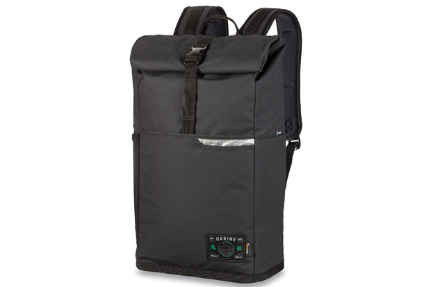 Dakine Aesmo Section Wet/Dry 28L Backpack: $65 Cordura HP ripstop and a waterproof main compartment make the Aesmo Section Wet/Dry perfect for all your foul weather adventures. Other features include a tarp lined surf wax pocket, mesh side pocket and adjustable sternum strap.