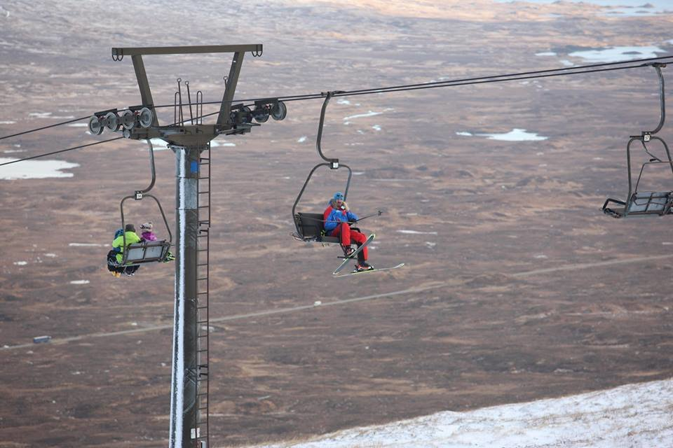 Glencoe Mountain Resort 29/11/17 - © Peter Jolly