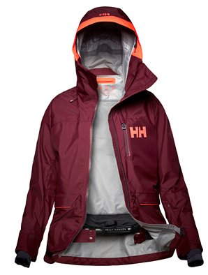 Helly Hansen, Helly Hansen W Aurora Shell Jacket - © Helly Hansen