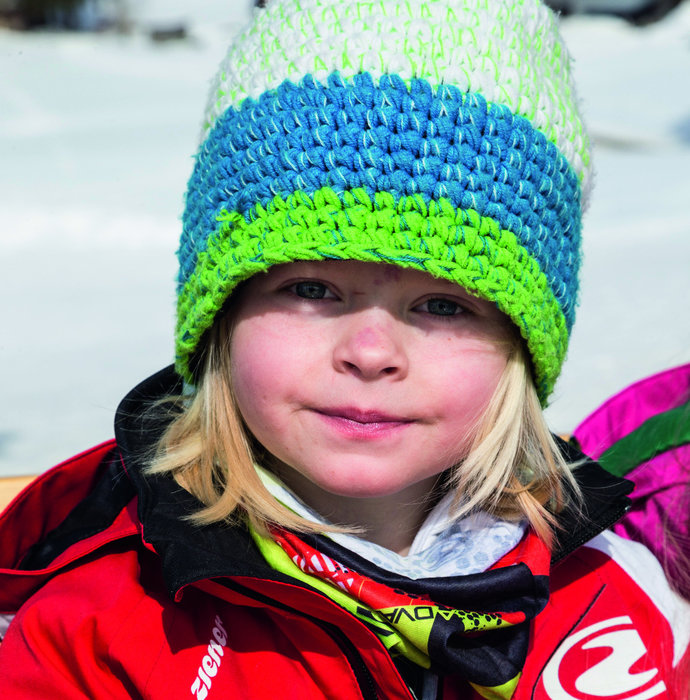 Kind in der Skischule - © Bayern Tourismus
