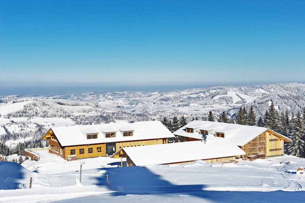 Een plaats om bij weg te dromen: Alpe Hohenegg. - © Alpe Hohenegg