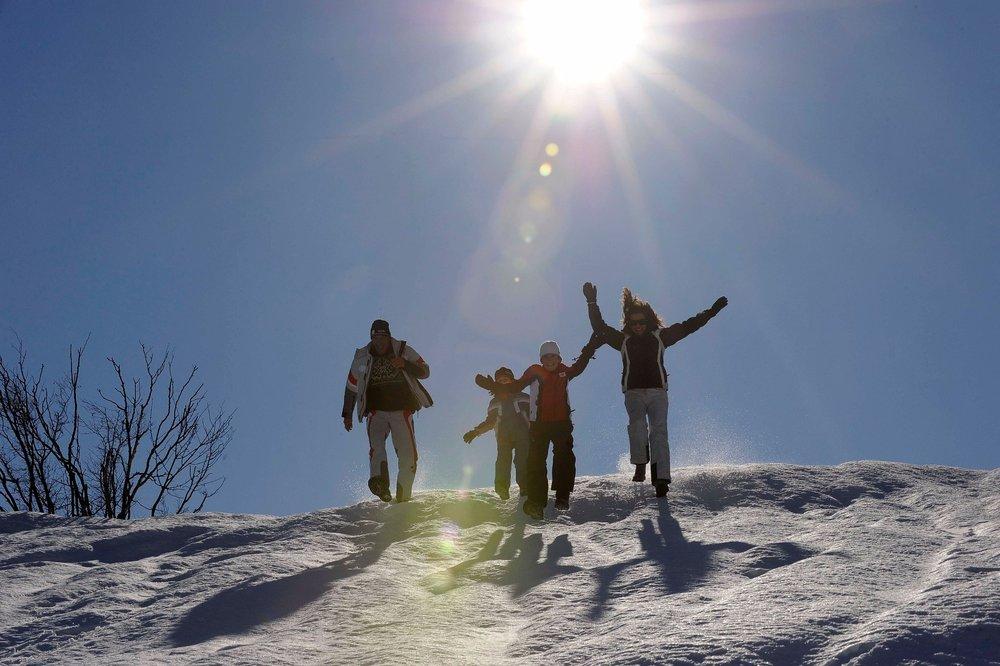 Divertimenti in famiglia sulle nevi della Paganella (Trentino) - © Ph: Tonina per Visitdolomitipaganella.it