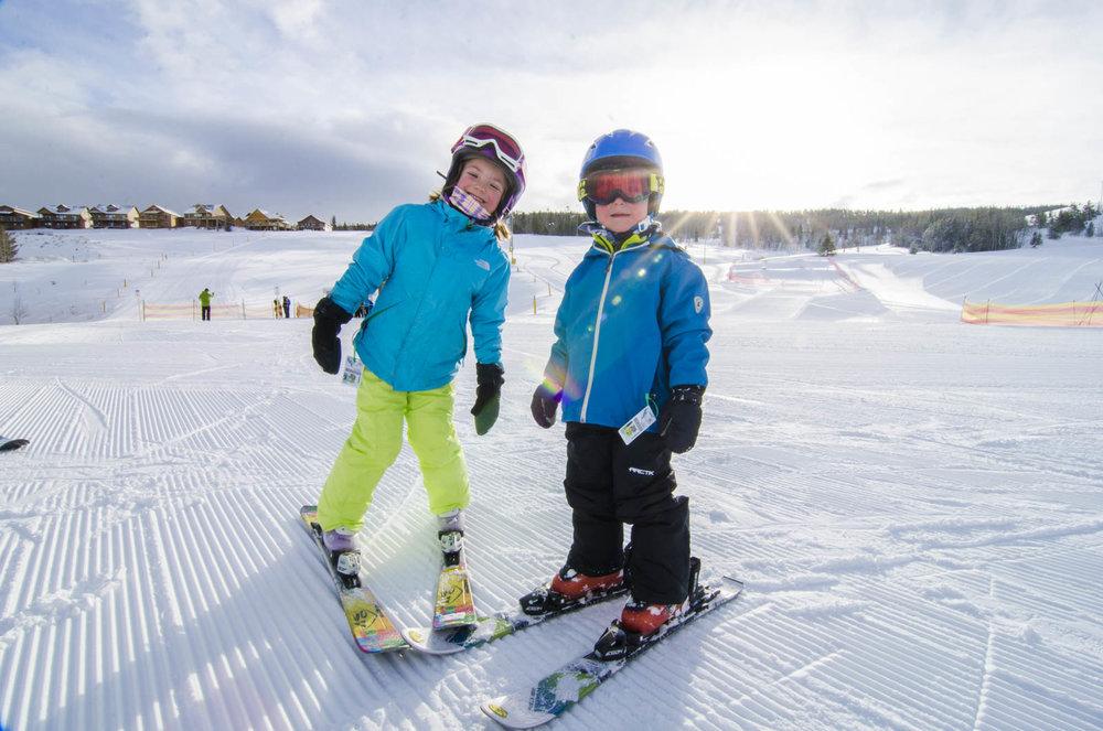 Dôležité rady pre rodičov, ktorí kupujú detské lyže - © Granby Ranch