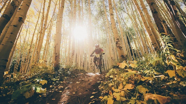 Powderhorn's bike park is set to open June 24.  - © Powderhorn Mountain Resort