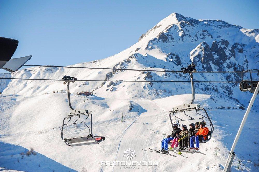 Prato Nevoso 19.11.2017 - © Prato Nevoso Ski Facebook
